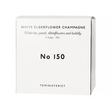 Teministeriet - 150 White Elderflower Champagne - Loose Tea 50g - Refill