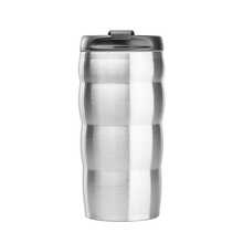 Hario V60 Uchi Mug - Silver Thermal Mug - 350ml