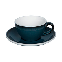 Loveramics Egg - Flat White 150 ml Cup and Saucer  - Night Sky