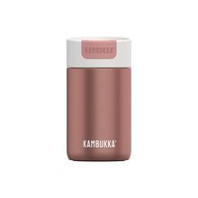 Kambukka - Olympus Insulated Mug - Misty Rose 300 ml