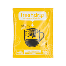 Freshdrip - Yellow Colombia Full-Strength - 1 sachet