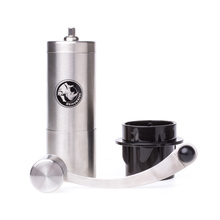 Rhinowares Hand Coffee Grinder - Hand grinder with Aeropress adapter