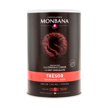 Monbana Hot Tresor Chocolate