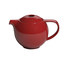 Loveramics Pro Tea - 400 ml Teapot and Infuser - Red