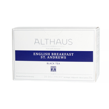 Althaus - English Breakfast St. Andrews Grand Pack - 20 Large Tea Bags