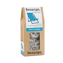 teapigs lemon & ginger - 15 Tea Bags
