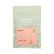 Solberg & Hansen - Rwanda Tumba Filter