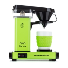 Moccamaster Cup-One Coffee Brewer Fresh Green - Filter Coffee Machine