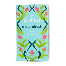 Pukka - Mint Refresh BIO - 20 Tea Bags