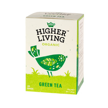 Higher Living Green Tea - tea - 20 teabags