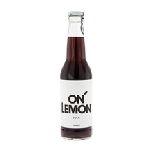 On Lemon - Cola - 330 ml