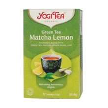 Yogi Tea - Green Tea Matcha Lemon - 17 Tea Bags