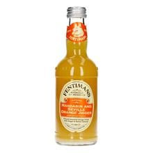 Fentimans Mandarin & Seville Orange Jigger - Drink 275 ml