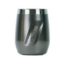 EcoVessel - Port Insulated Tumbler Mug - Grey Smoke 296 ml (outlet)