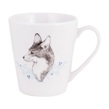 Kalva Lis / Fox - Head - 350 ml Mug