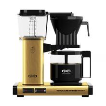 Moccamaster KBG 741 Select - Brushed Brass - Filter Coffee Maker