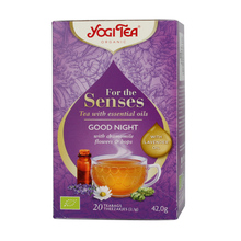 Yogi Tea - For the Senses Good Night - 20 Tea Bags