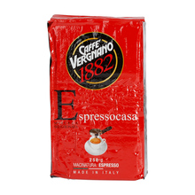 Caffe Vergnano - Espresso Casa - Ground Coffee 250g