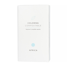 Colonna Coffee - Compostable Africa Short - 10 Capsules