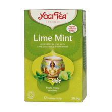 Yogi Tea - Lime Mint - 17 Tea Bags
