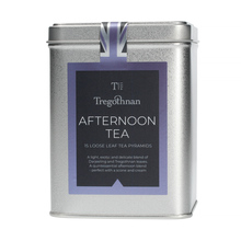 Tregothnan - Afternoon Tea - 15 Tea Bags - Caddy