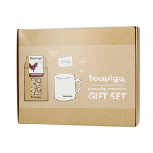 teapigs Everyday Essentials Gift Set - English Breakfast and Mug