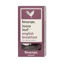 teapigs English Breakfast Organic - Loose Tea 100g