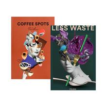 Set: Less Waste Polska + Coffee Spots Polska