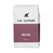 Five Elephant - Ethiopia Wolichu Wachu Espresso