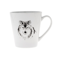 Kalva Wilk / Woolf - 350ml Mug