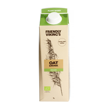 Friendly Viking's - Oat Drink Organic 1L