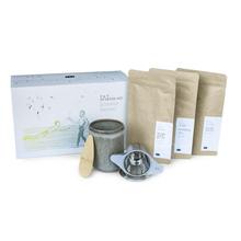 Paper & Tea - Starter Set Grey Tumbler