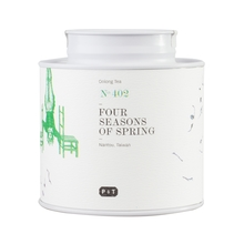 Paper & Tea - Four Seasons of Spring - Tea leaves - Tin 100g