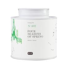 Paper & Tea - Four Seasons of Spring - Tea leaves - Tin 100g