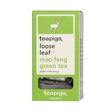 teapigs Mao Feng Green Organic - Loose Tea 75g
