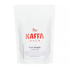 Kaffa - Honduras Don Amado Filter