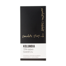 Manufaktura Czekolady - Grand Cru Chocolate 70% Cocoa - Colombia