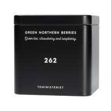 Teministeriet - 262 Green Northern Berries - Loose Tea 100g