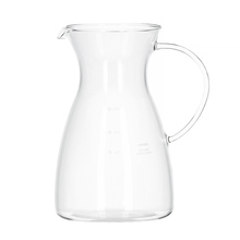 Hario Heatproof Decanter 600ml - Hot Drink Carafe