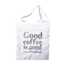 Eco bag - Good Coffee Is Good - White