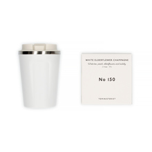 Set: Asobu Travel Mug + Teministeriet 150 White Elderflower Champagne Tea