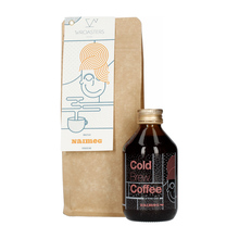 Set: Etno Cafe - Brazil Naimeg Coffee Beans + Cold Brew