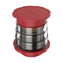 Cafflano Kompact Coffee Maker - Red