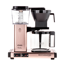 Moccamaster KBG 741 AO Copper - Filter Coffee Machine (outlet)