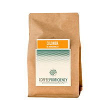 Coffee Proficiency - Colombia el Manzanillo