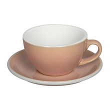 Loveramics Egg - Cappuccino 200 ml Cup and Saucer  - Rose