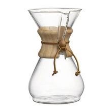 Classic Chemex Coffee Maker - 8 cups