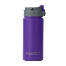 EcoVessel - Insulated Water Bottle Perk - Purple Haze 473 ml