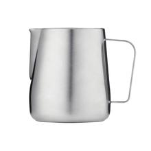 Barista & Co - Core Milk Jug Brushed Steel - 420 ml