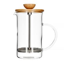 Hario Tea Press 4 cups - Olive Wood